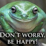 Don't worry be happy fb image