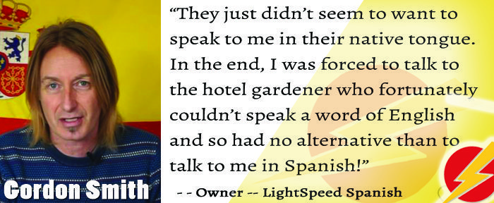 Gordon Smith Light Speed Spanish