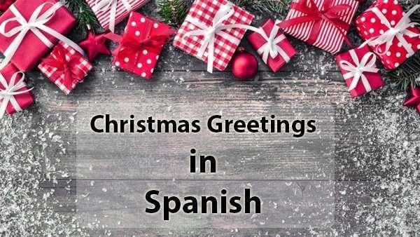 Christmas Wishes In Spanish.10 Christmas Greetings In Spanish For Your Tarjetas De Navidad